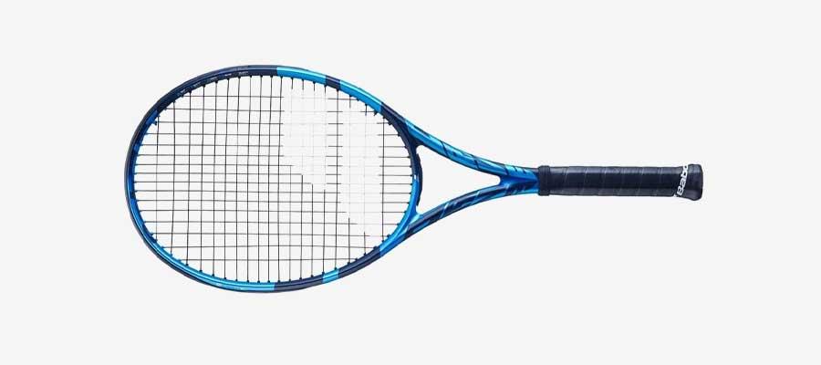 best tennis racket brand - babolat pure drive