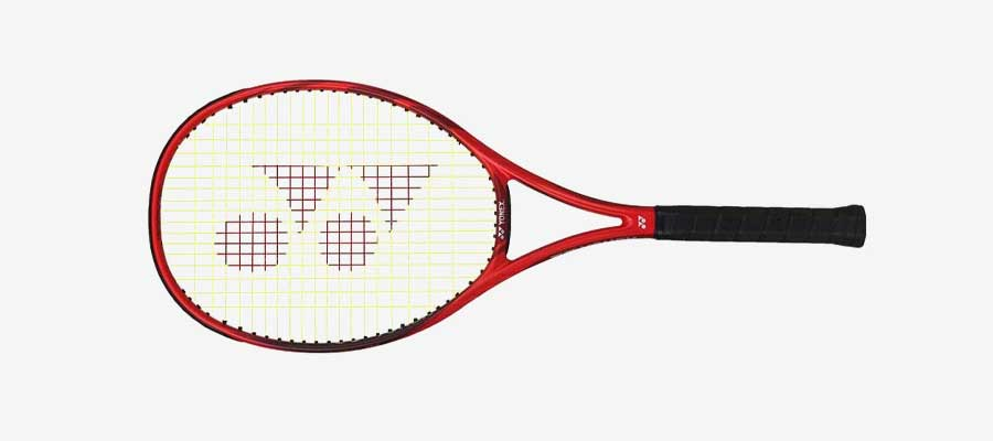 best tennis racket brands - yonex vcore 95